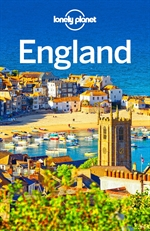 도서 이미지 - Lonely Planet England