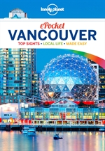 도서 이미지 - Lonely Planet Pocket Vancouver