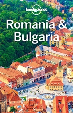 도서 이미지 - Lonely Planet Romania & Bulgaria