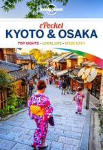 도서 이미지 - Lonely Planet Pocket Kyoto & Osaka