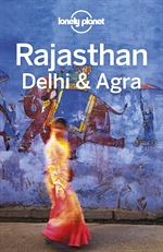 도서 이미지 - Lonely Planet Rajasthan, Delhi & Agra