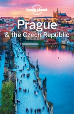 도서 이미지 - Lonely Planet Prague & the Czech Republic