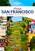 도서 이미지 - Lonely Planet Pocket San Francisco