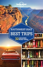 도서 이미지 - Lonely Planet Southwest USA's Best Trips