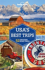 도서 이미지 - Lonely Planet USA's Best Trips
