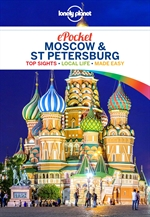 도서 이미지 - Lonely Planet Pocket Moscow & St Petersburg