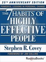도서 이미지 - The 7 Habits of Highly Effective People