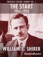 도서 이미지 - The Start, 1904-1930