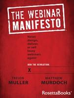 도서 이미지 - The Webinar Manifesto