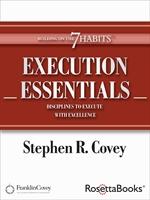 도서 이미지 - Execution Essentials