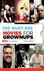 도서 이미지 - 100 Must-See Movies for Grownups