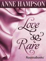 도서 이미지 - Love So Rare