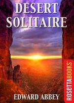 도서 이미지 - Desert Solitaire