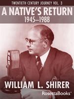도서 이미지 - A Native's Return, 1945-1988