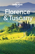 도서 이미지 - Lonely Planet Florence & Tuscany