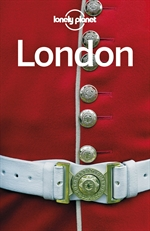 도서 이미지 - Lonely Planet London