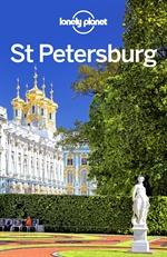 도서 이미지 - Lonely Planet St Petersburg