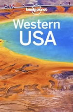 도서 이미지 - Lonely Planet Western USA