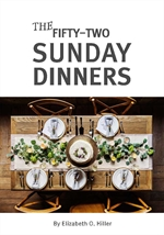 도서 이미지 - Fifty-Two Sunday Dinners