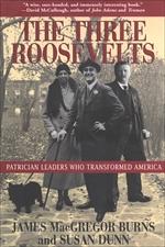 도서 이미지 - The Three Roosevelts