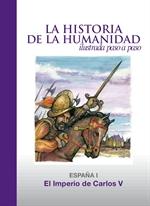 도서 이미지 - El Imperio de Carlos V