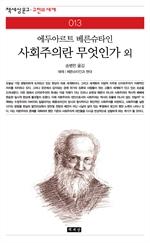 도서 이미지 - 사회주의란 무엇인가 외