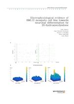 도서 이미지 - Electrophysiological evidence of RML12 mosquito cell line towards neuronal differentiation