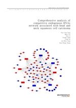 도서 이미지 - Comprehensive analysis of competitive endogenous RNAs network associated with head and nec