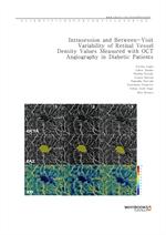 도서 이미지 - Intrasession and Between-Visit Variability of Retinal Vessel Density Values Measured with