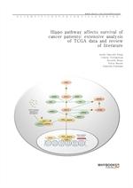 도서 이미지 - Hippo pathway affects survival of cancer patients extensive analysis of TCGA data and revi
