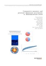 도서 이미지 - Comparative genomics and genotype-phenotype associations in Bifidobacterium breve
