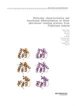도서 이미지 - Molecular characterization and functional differentiation of three pheromone-binding prote