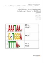 도서 이미지 - Differentially Methylated Genes in Saliva are linked to Childhood Stress