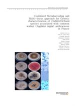 도서 이미지 - Combined Metabarcoding and Multi-locus approach for Genetic characterization of Colletotri