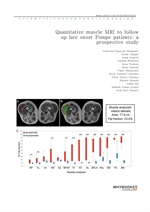 도서 이미지 - Quantitative muscle MRI to follow up late onset Pompe patients a prospective study