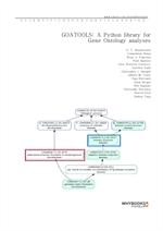 도서 이미지 - GOATOOLS A Python library for Gene Ontology analyses