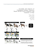 도서 이미지 - Assembly and Analysis of Unmapped Genome Sequence Reads Reveal Novel Sequence and Variatio