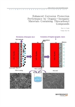 도서 이미지 - Enhanced Corrosion Protection Performance by Organic-Inorganic Materials Containing Thioca