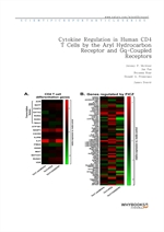 도서 이미지 - Cytokine Regulation in Human CD4 T Cells by the Aryl Hydrocarbon Receptor and Gq-Coupled R