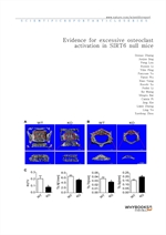 도서 이미지 - Evidence for excessive osteoclast activation in SIRT6 null mice