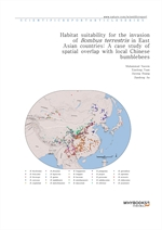 도서 이미지 - Habitat suitability for the invasion of Bombus terrestris in East Asian countries A case s