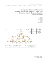 도서 이미지 - Computing Resonant Inelastic X-Ray Scattering Spectra Using The Density Matrix Renormaliza