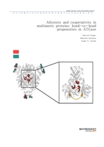 도서 이미지 - Allostery and cooperativity in multimeric proteins bond-to-bond propensities in ATCase
