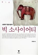 도서 이미지 - 빅 소사이어티