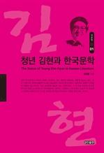 도서 이미지 - 청년 김현과 한국문학