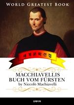 도서 이미지 - 군주론 (Macchiavellis Buch vom Fürsten) 고품격 독일어 번역판