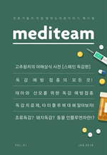 도서 이미지 - 메디팀 : 독감