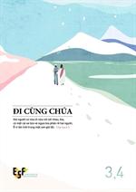 도서 이미지 - DI CUNG CHUA(3,4)/Sach Tinh Nguyen Tieng Viet - 베트남어 큐티 교재(3,4월)