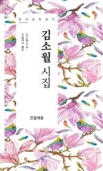 도서 이미지 - 김소월 시집 - 한국문학읽다