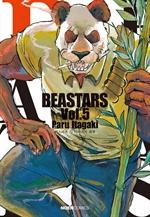 도서 이미지 - 비스타즈 (BEASTARS)